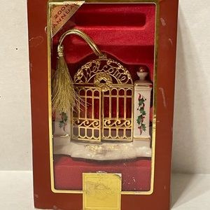 2008 Lenox Ornament With